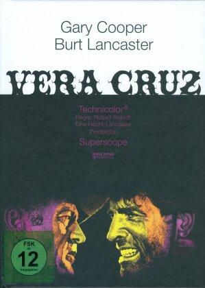 Vera Cruz (1954) (Collector's Edition Limitata, Mediabook, Blu-ray + DVD)