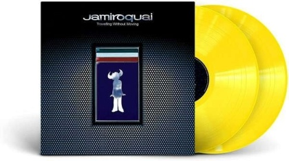 Jamiroquai - Travelling Without Moving (2021 Reissue, Limited Edition, Yellow Vinyl, 2 LPs)