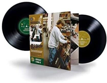 DJ Shadow - Endtroducing (2021 Reissue, Half Speed Master, 25th Anniversary Edition, 2 LPs)
