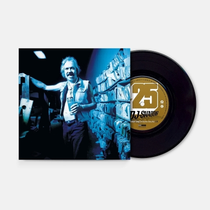 "DJ Shadow - Endtroducing Remixes (Limited Edition, 7"" Single)"