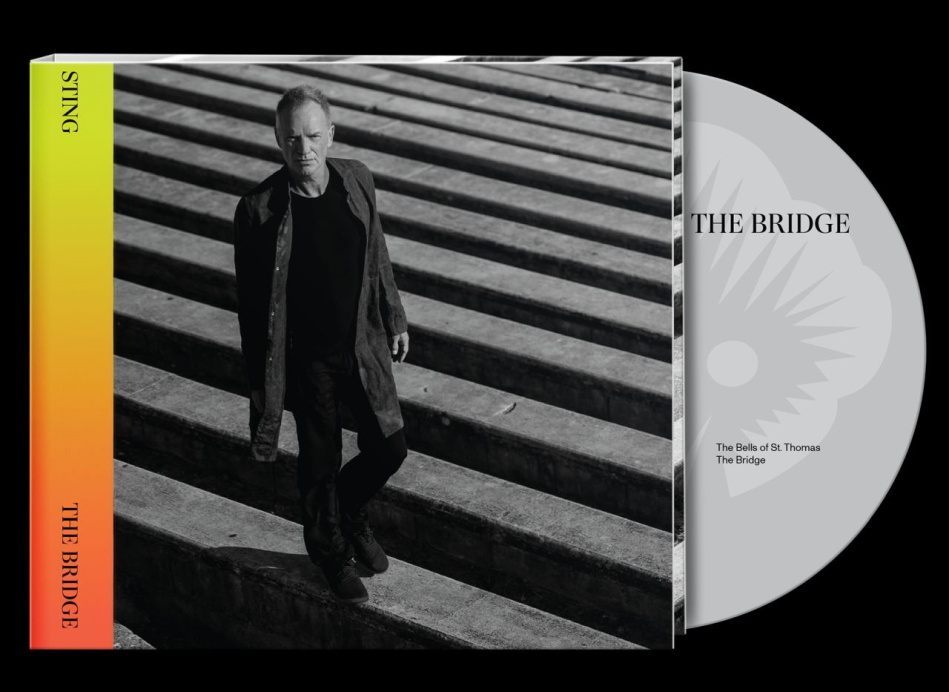 Sting - The Bridge (13 Songs, Deluxe Edition)