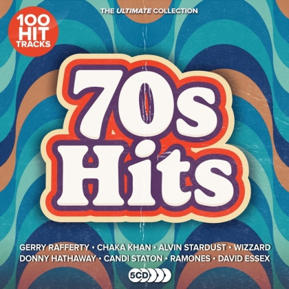Ultimate Hits:70s (5 CDs)