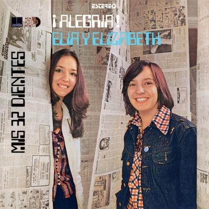 Elia Y Elizabeth - Alegria (2021 Reissue, Remastered, LP)