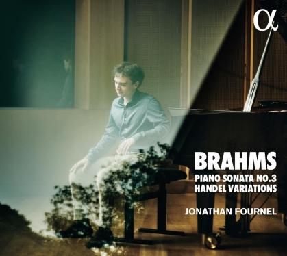 Jonathan Fournel & Johannes Brahms (1833-1897) - Piano Sonata 3 op.5