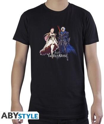 Tales of Arise: Alphen & Shionne - T-Shirt