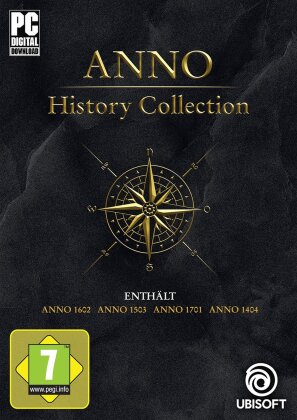 Anno History Collection - [Code in a Box]