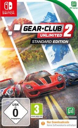 Gear Club Unlimited 2 - [Code in a Box]
