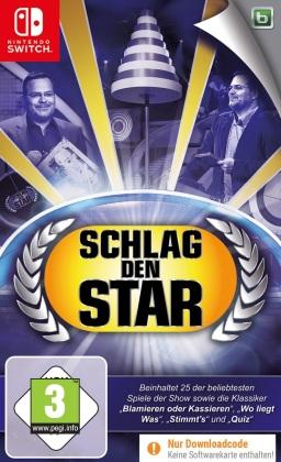 Schlag den Star - Das Spiel (Code in a Box)