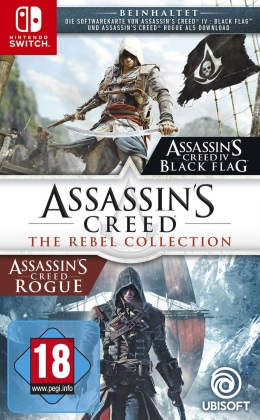 Assassin`s Creed - The Rebel Collection