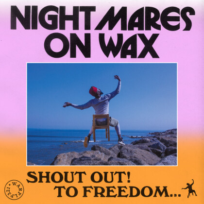 Nightmares On Wax - Shout Out! To Freedom… (Gatefold, Limited Edition, Blue Vinyl, 2 LPs + Digital Copy)
