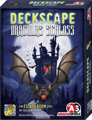 Deckscape - Draculas Schloss