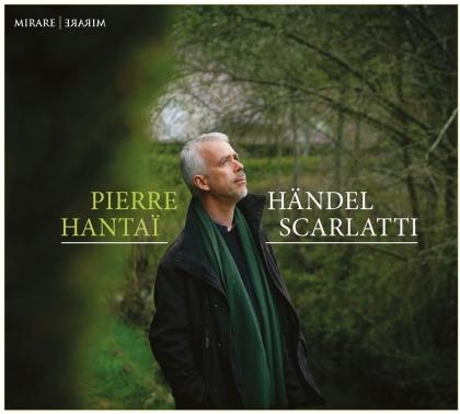 Pierre Hantai, Georg Friedrich Händel (1685-1759) & Domenico Scarlatti (1685-1757) - Händel Scarlatti