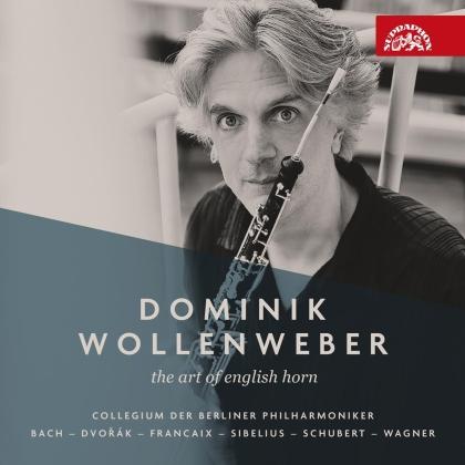 Johann Sebastian Bach (1685-1750), Antonin Dvorák (1841-1904), Jean Françaix (1912-1997), Jean Sibelius (1865-1957), Franz Schubert (1797-1828), … - The Art Of English Horn