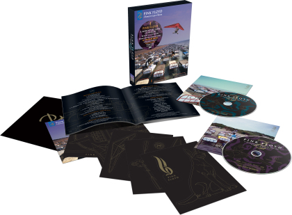 Pink Floyd - A Momentary Lapse Of Reason (2021 Reissue, 2019 Remix, Deluxe Edition, CD + DVD)