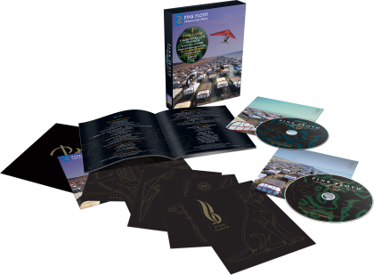 Pink Floyd - A Momentary Lapse Of Reason (2021 Reissue, 2019 Remix, Deluxe Edition, CD + Blu-ray)