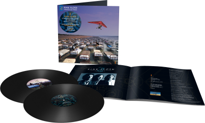 Pink Floyd - A Momentary Lapse Of Reason (2021 Reissue, 2019 Remix, 2 LPs)