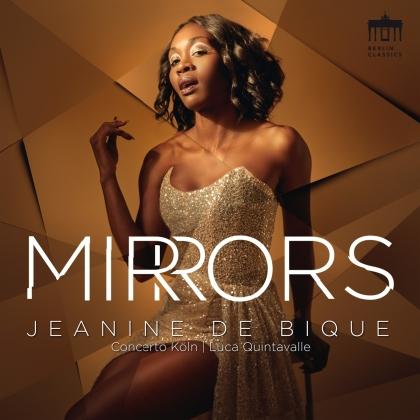 Luca Quintavalle, Jeanine De Bique & Concerto Köln - Mirrors