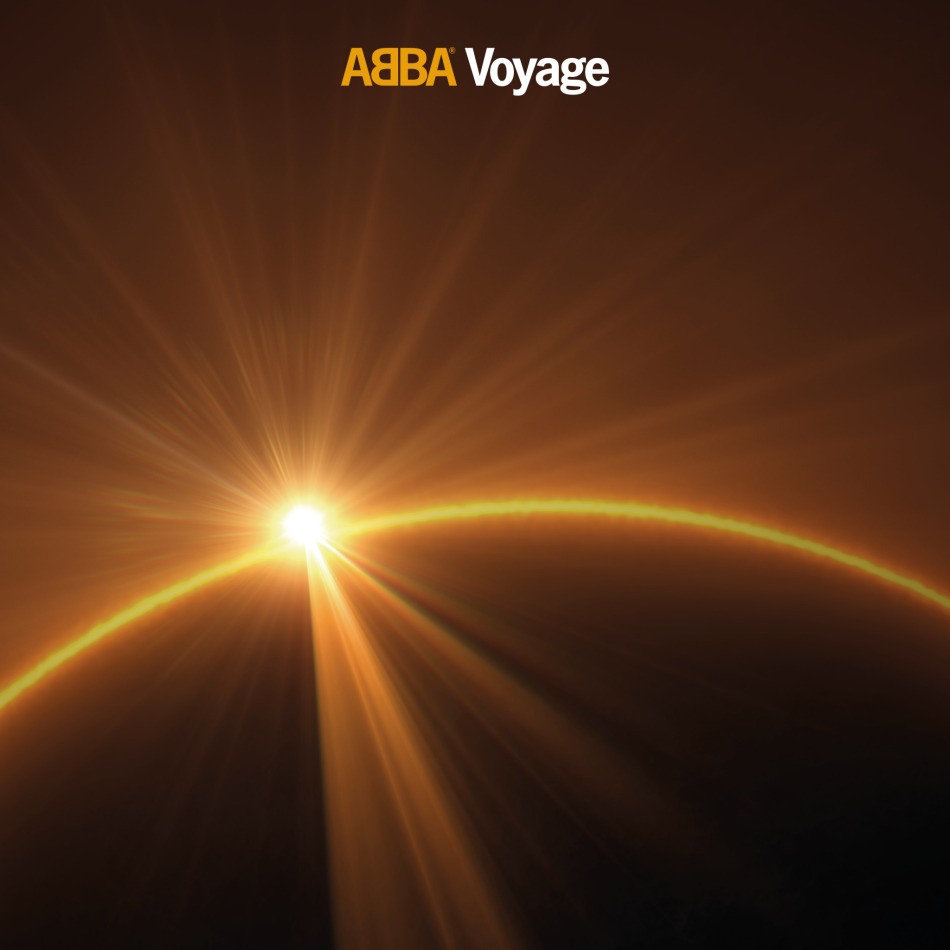 ABBA - Voyage (CD sized Box, Artcards, Stickers, Limited Edition)