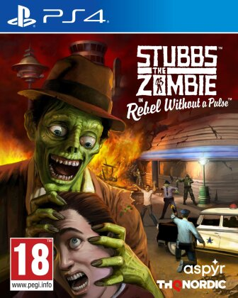 Stubbs the Zombie - Rebel Without a Pulse