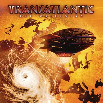 Transatlantic - A Whirlwind (2021 Reissue, inside Out, 3 LPs)