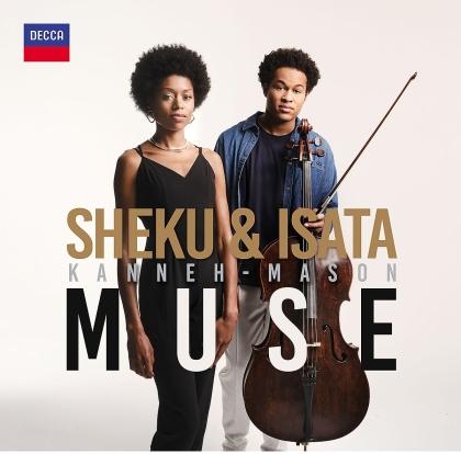 Sheku Kanneh-Mason, Isata Kanneh-Maseon, Sergej Rachmaninoff (1873-1943) & Samuel Barber (1910-1981) - Muse