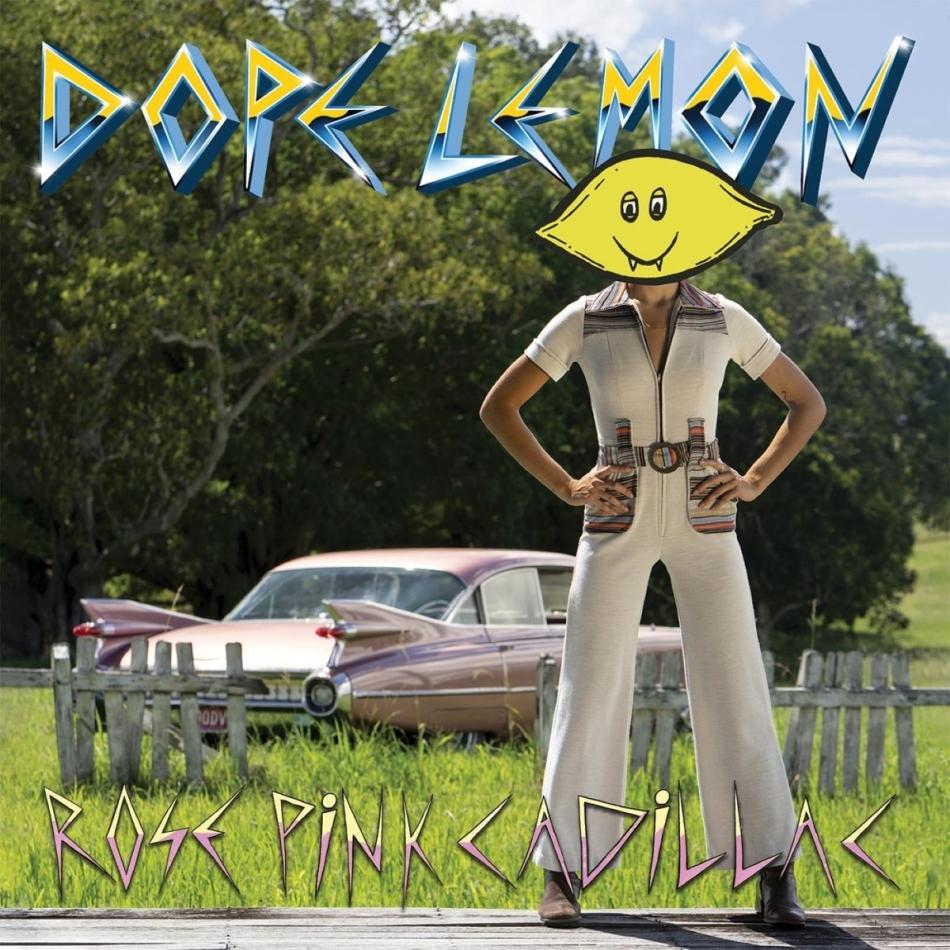 Dope Lemon (Angus Stone) - Rose Pink Cadillac (2 LPs)