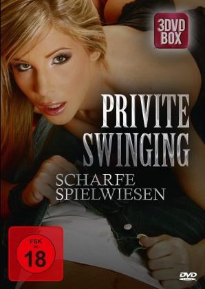 Private Swinging - Scharfe Spielwiesen (3 DVD)