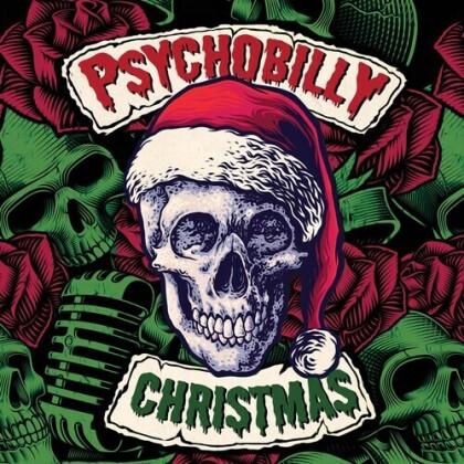 The Reverend Horton Heat, The Tabaltix & Los Gatos Locos - Psychobilly Christmas