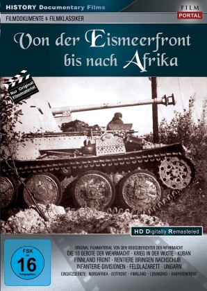 Von der Eismeerfront bis nach Afrika (Remastered)