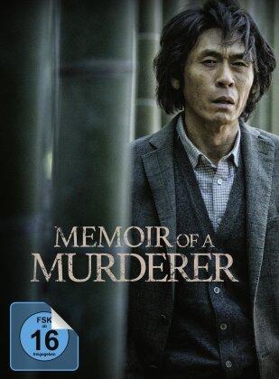 Memoir of a Murderer (2017) (Director's Cut, Limited Edition, Mediabook)