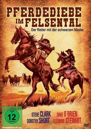 Pferdediebe im Felsental - Der Reiter mit der schwarzen Maske (1939)