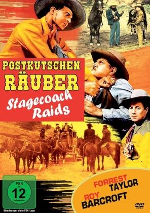 Postkutschen Räuber - Stagecoach Raids (1940)