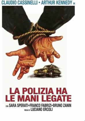 La polizia ha le mani legate (1975) (Hartbox, Edizione Limitata)