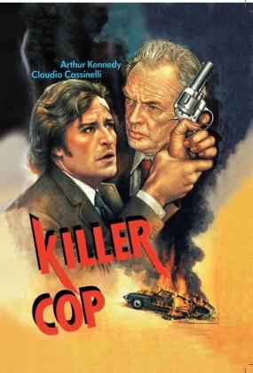 Killer Cop (1975) (Hartbox, Edizione Limitata)