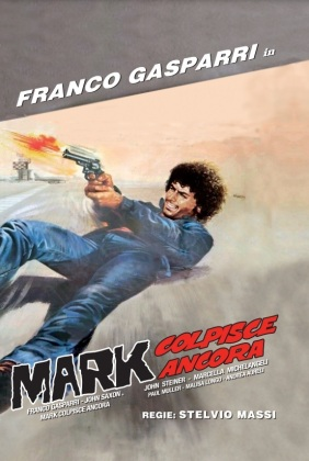 Mark colpisce ancora (1976) (Hartbox, Limited Edition)