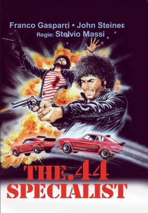 The .44 Specialist (1976) (Hartbox, Limited Edition)