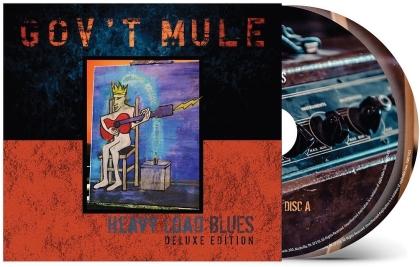 Gov't Mule - Heavy Load Blues (Bonustracks, Deluxe Edition, 2 CDs)
