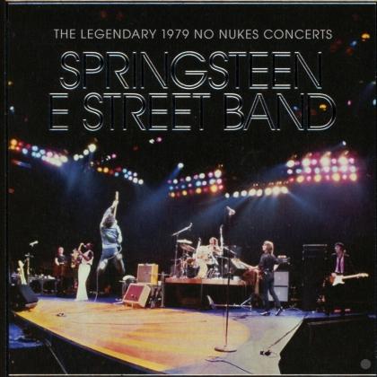 Bruce Springsteen - Legendary 1979 No Nukes Concerts (2 CDs + DVD)