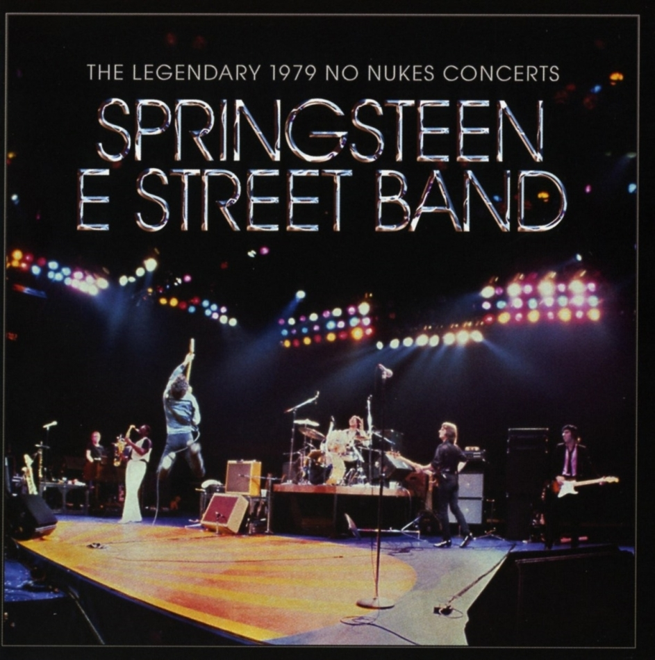 Bruce Springsteen - Legendary 1979 No Nukes Concerts (2 CDs + Blu-ray)