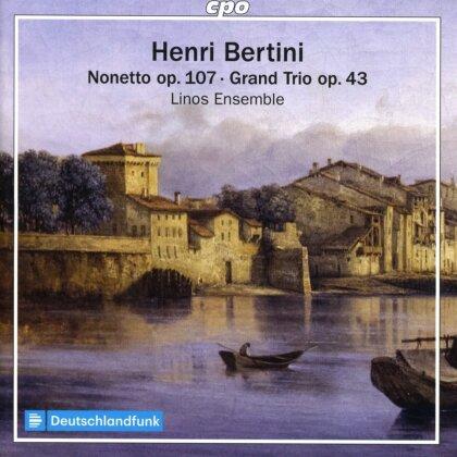 Linos Ensemble & Henri Bertini - Nonetto op.107, Grand Trio op. 43