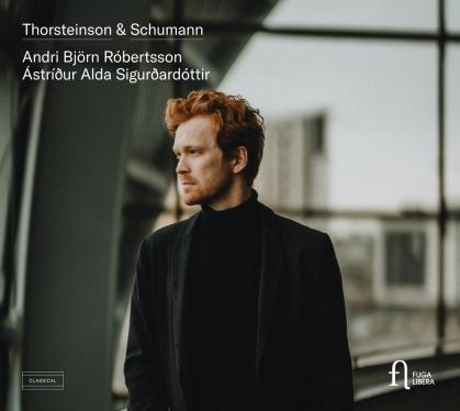 Andri Björn Róbertsson, Astridur Alda Sigurdardottir, Arni Thorsteinsson & Robert Schumann (1810-1856) - Thorsteinson & Schumann