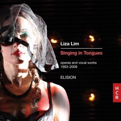 Elision Ensemble & Liza Lim - Singing In Tongues (3 CDs)