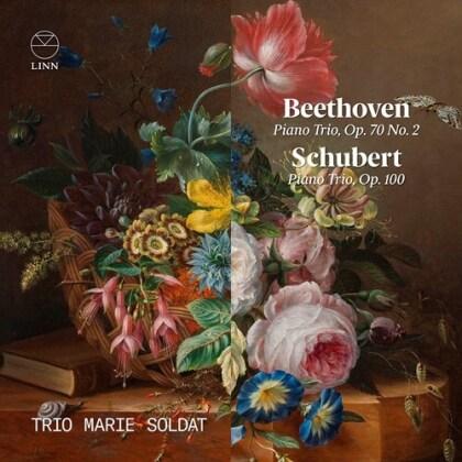 Trio Marie Soldat, Ludwig van Beethoven (1770-1827) & Franz Schubert (1797-1828) - Piano Trio op. 70 No. 2, Piano Trio Op. 100