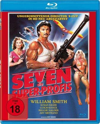 Seven - Die Super-Profis (1979) (Director's Cut, Uncut)