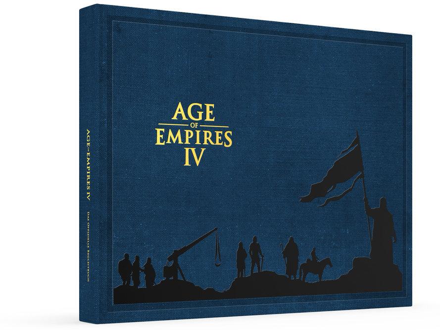 Age of Empires IV - Das offizielle Begleitbuch