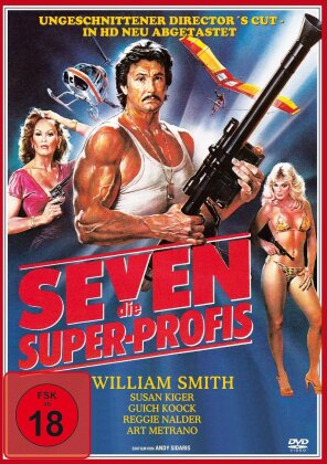 Seven - Die Super-Profis (1979) (Digital Remastered, Director's Cut, Uncut)
