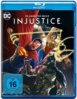 Injustice - DC Animated Movie (2021)