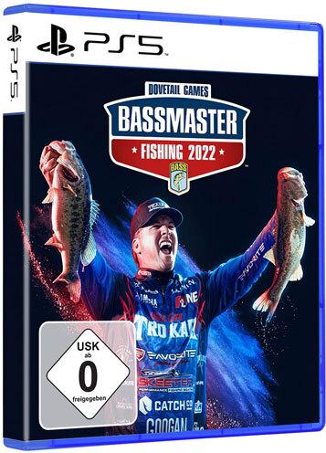 Bassmaster Fishing 2022 [PS5]