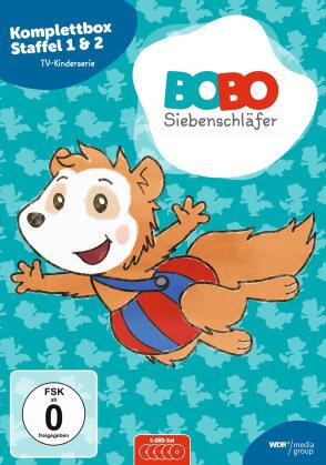 Bobo Siebenschläfer - Komplettbox Staffel 1+2 (5 DVDs)