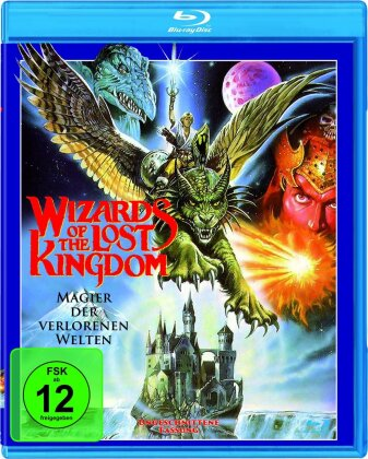 Wizards of the Lost Kingdom (1985) (Uncut)